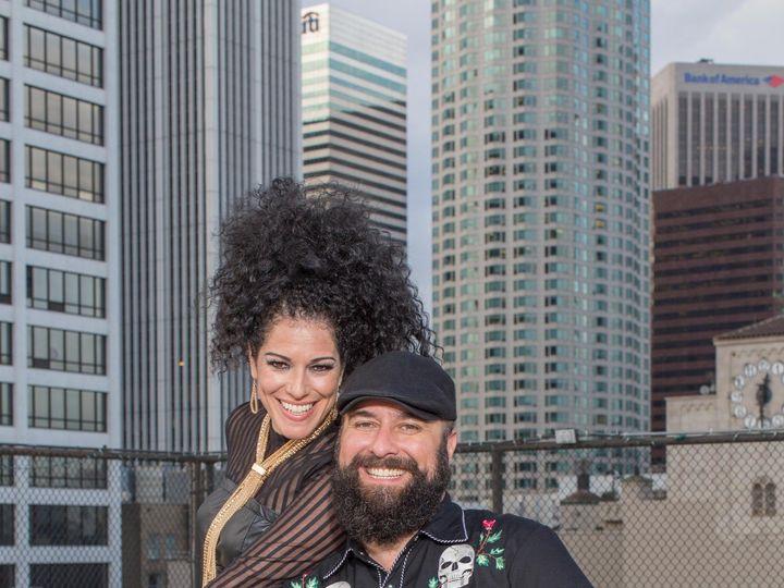 Tmx 1443735023390 367the Replicas Laac Rooftop Sept 2015 Santa Barbara, CA wedding band