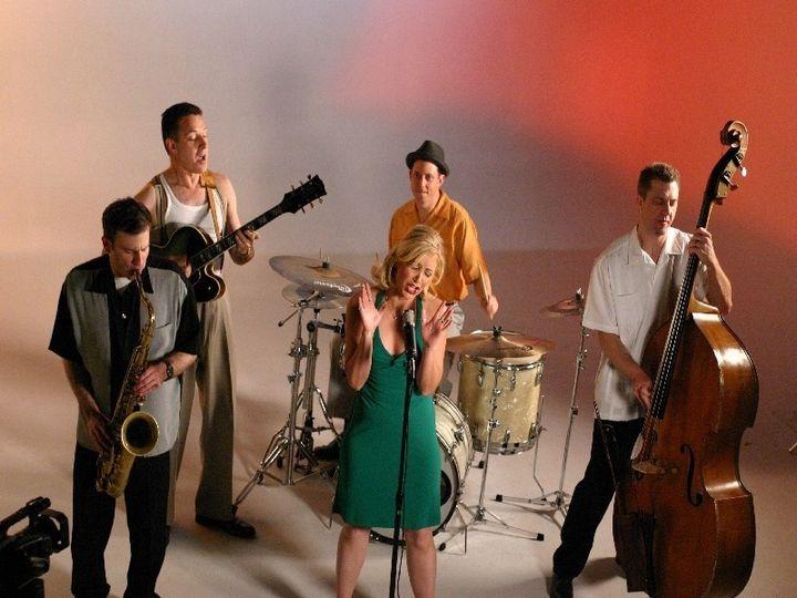 Tmx 1443793716453 Big Lucky Santa Barbara, CA wedding band