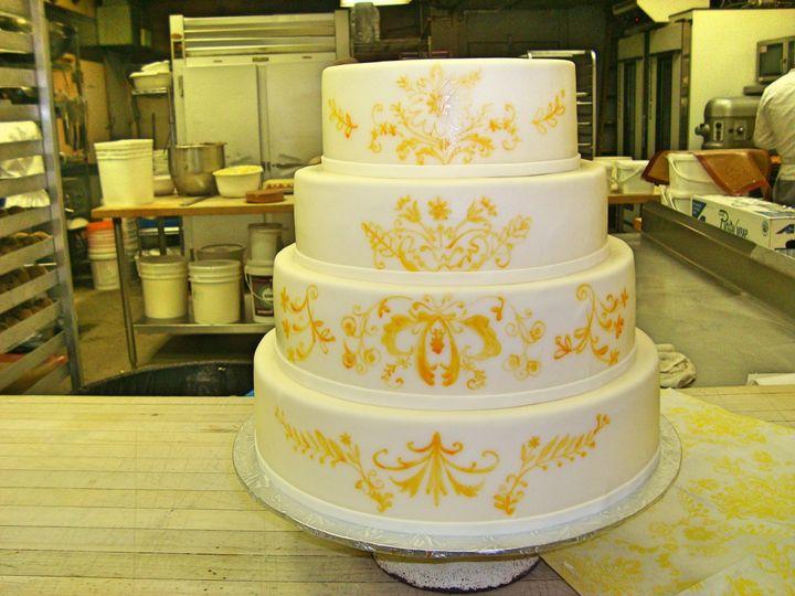 patisserie poupon wedding cake 018