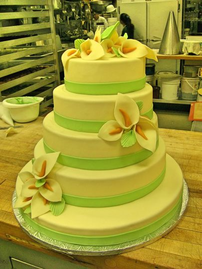 Patisserie Poupon - Wedding Cake - Baltimore, MD - WeddingWire