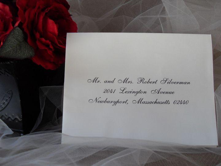 Tmx 1427484201459 Adrianna 1 Lexington, Massachusetts wedding invitation