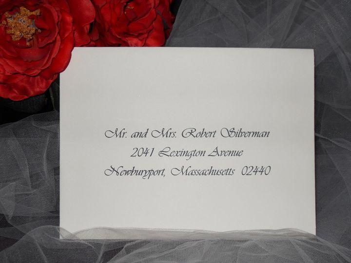 Tmx 1427484342021 Angelique 1 Lexington, Massachusetts wedding invitation