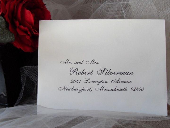 Tmx 1427484798932 Adrianna 3 Lexington, Massachusetts wedding invitation