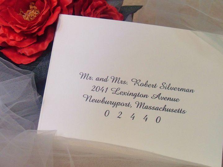 Tmx 1427484851102 Brittney2 Lexington, Massachusetts wedding invitation