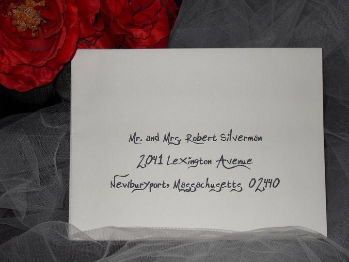 Tmx 1427484883523 Caitlin 1 Lexington, Massachusetts wedding invitation