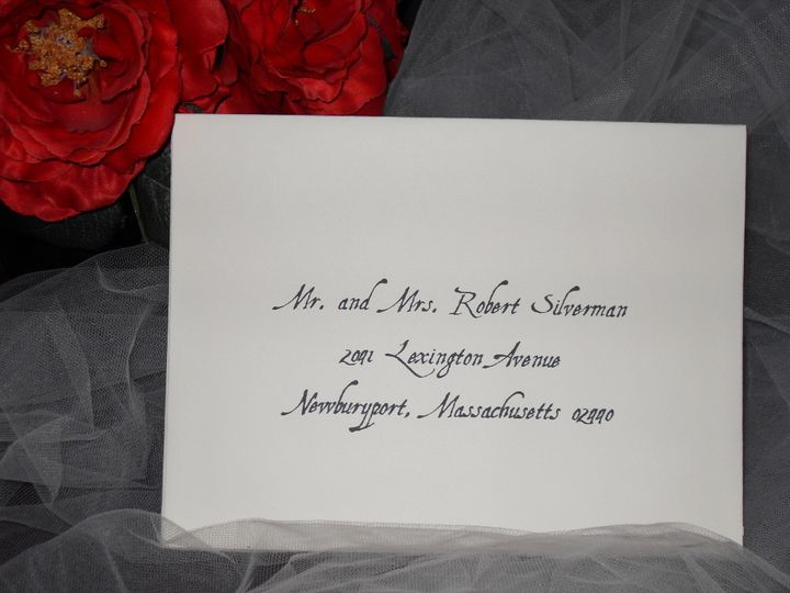 Tmx 1427484903098 Caroline 1 Lexington, Massachusetts wedding invitation