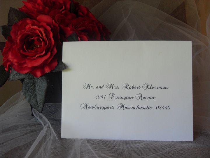 Tmx 1427484988388 Colleen1 Lexington, Massachusetts wedding invitation