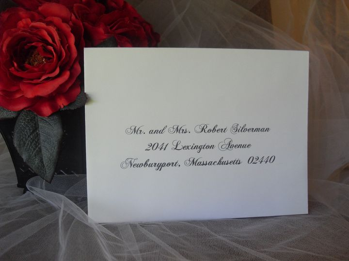 Tmx 1427485030579 Cristina1 Lexington, Massachusetts wedding invitation