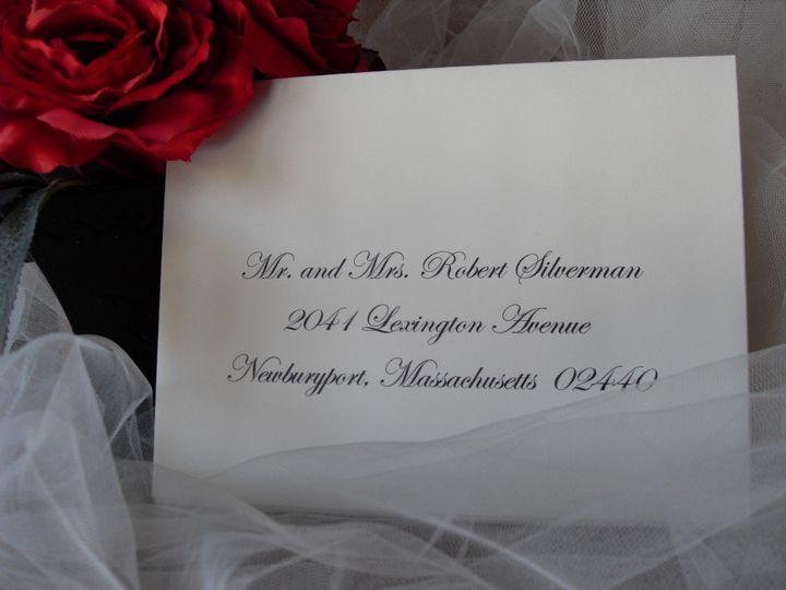 Tmx 1427485081963 Daniella 1 Lexington, Massachusetts wedding invitation