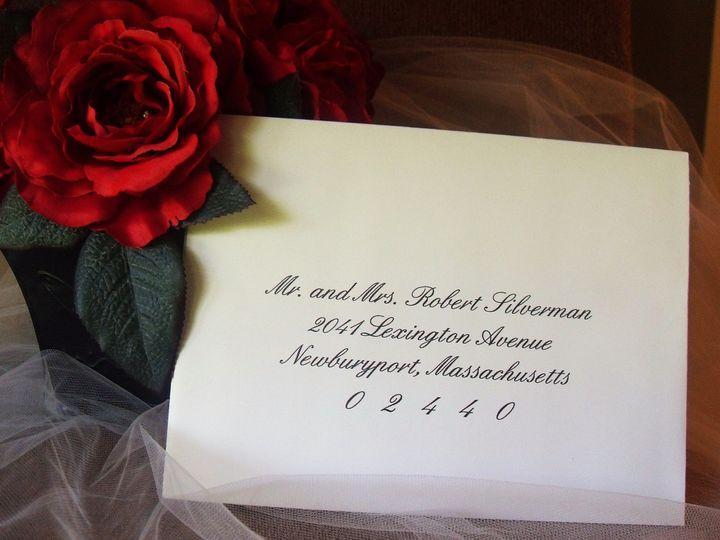 Tmx 1427485124402 Eileen2 Lexington, Massachusetts wedding invitation