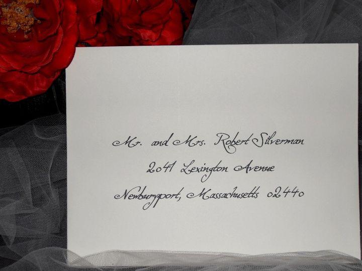 Tmx 1427485158587 Elizabeth 1 Lexington, Massachusetts wedding invitation