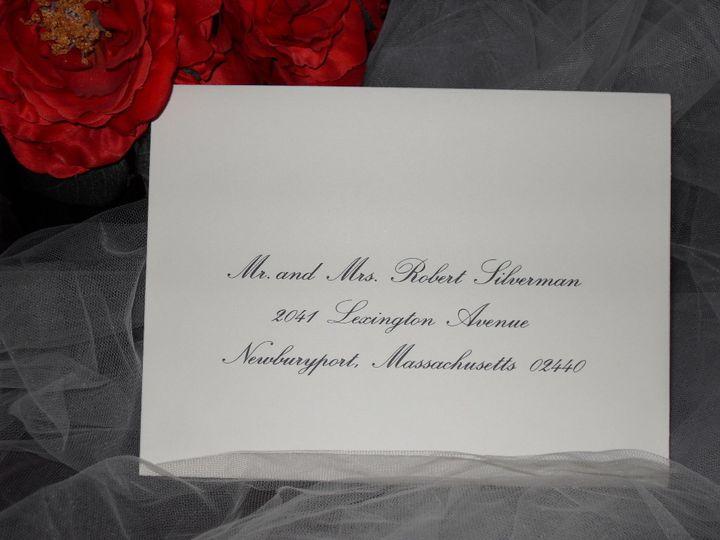 Tmx 1427485182679 Esmeralda 1 Lexington, Massachusetts wedding invitation