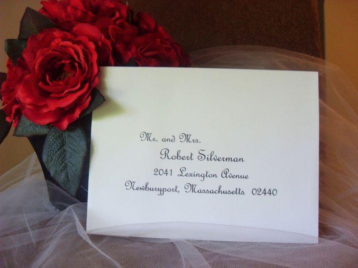 Tmx 1427485293102 Fiona3 Lexington, Massachusetts wedding invitation
