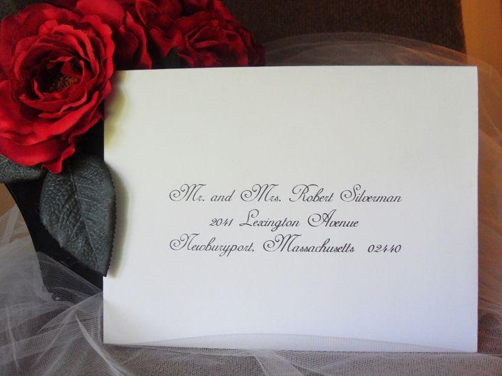 Tmx 1427485399593 Hailee1 Lexington, Massachusetts wedding invitation