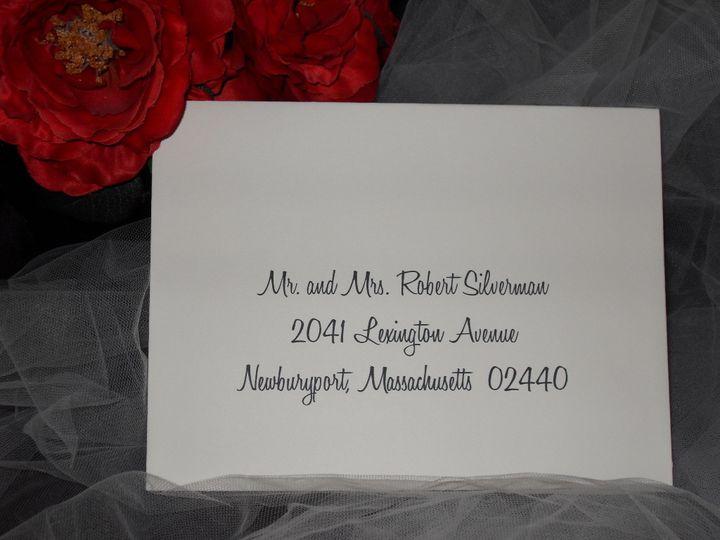 Tmx 1427485925402 Hannah 1 Lexington, Massachusetts wedding invitation
