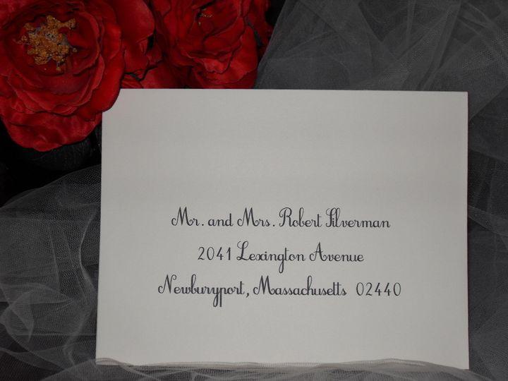 Tmx 1427485952485 Izabella 1 Lexington, Massachusetts wedding invitation