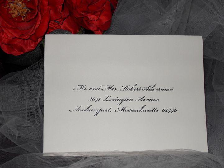 Tmx 1427485984920 Josephine 1 Lexington, Massachusetts wedding invitation