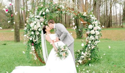 Wedding Decor Garden