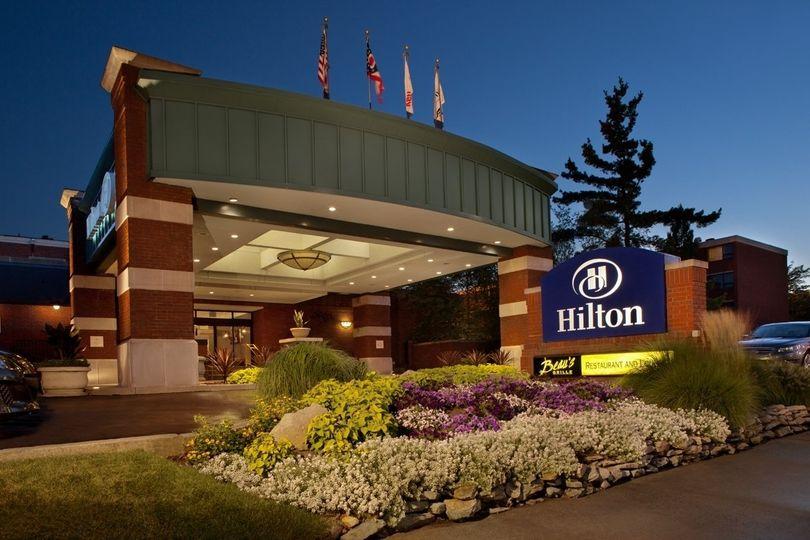 a520f218a788445b Hilton Outdoor Night