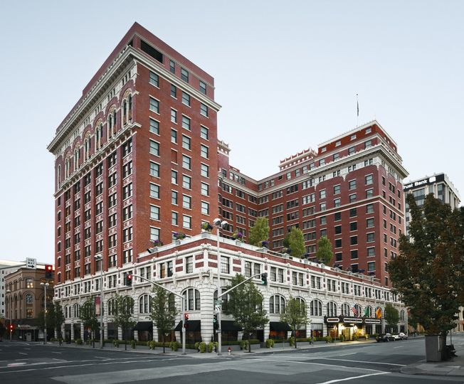 historic davenport hotel