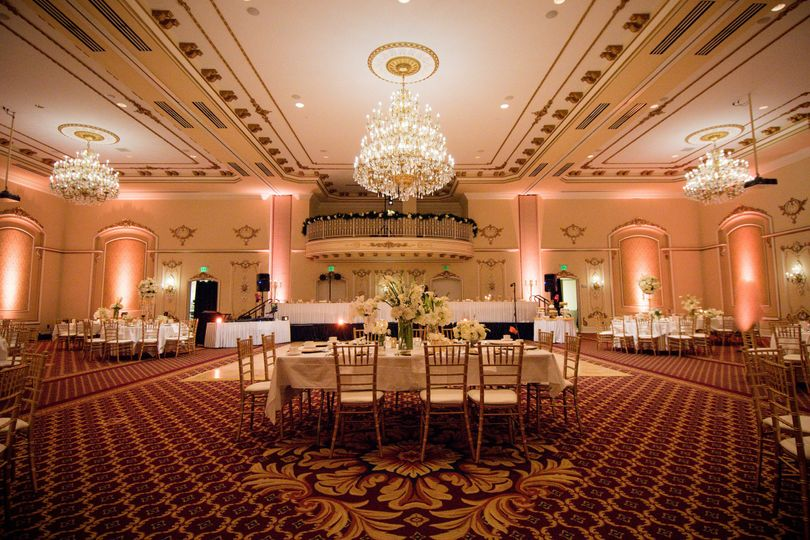 Elegant event spaces