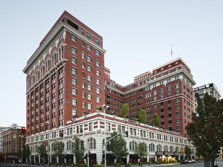 Tmx 1440005471615 Historic Davenport Hotel Spokane, WA wedding venue