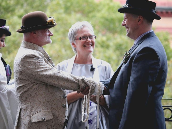 Tmx Chuck Erics Wedding 228 51 965684 1573143613 Providence, Rhode Island wedding officiant