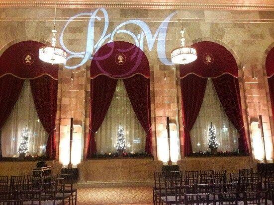 Tmx 1510835696822 Hartford Society Room Monogram Uplighting Wilton, CT wedding dj