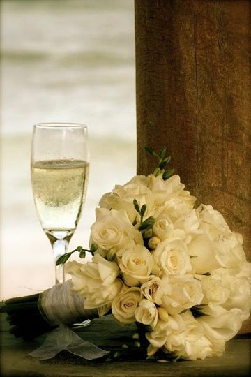 Relax...We take care of every detail, from the champagne to the flowers to the photos.