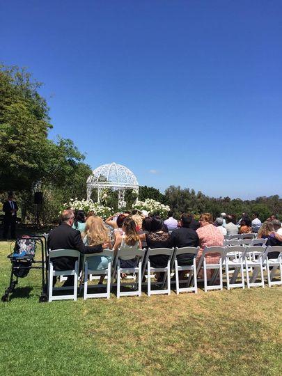 Beautiful place for a beautiful wedding. Congratulations again to Vivianna & David!
