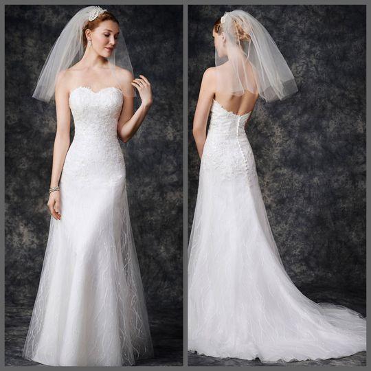 Tiffany\'s Bridal Salon - Dress & Attire - Huntington Park, CA ...