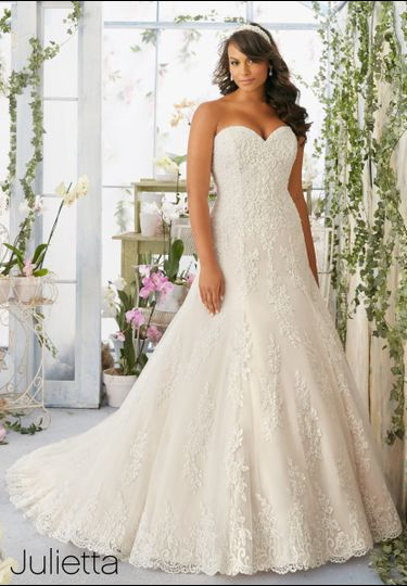 Tiffany\'s Bridal Salon - Dress & Attire - Huntington Park, CA ...
