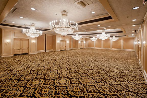 Our Grand Ballroom has 3800 square feet of space