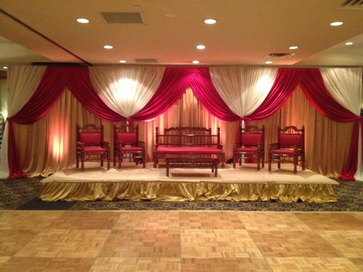 total events wedding this weekend