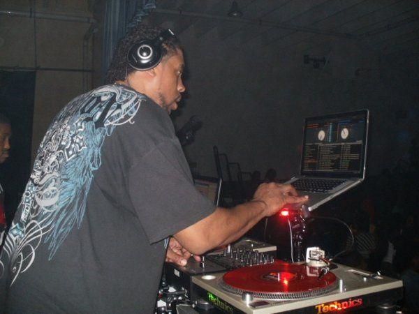 Dj Jay Stylezs careful playlist for reception