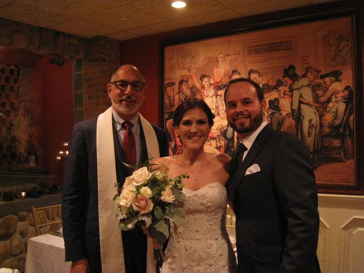 Tmx 1527088217 0fcc5ada0f844b3f 1527088215 23b0a9e08bc61eac 1527088215152 5 IMG 8170 Montclair, New Jersey wedding officiant