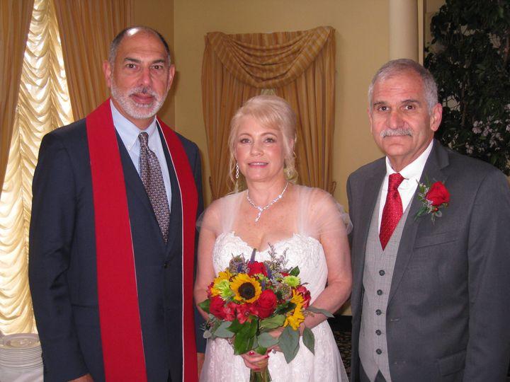 Tmx 1527088503 8492d40565e1ff5b 1527088501 5aef90de3a655df8 1527088500689 15 IMG 7594 Montclair, New Jersey wedding officiant