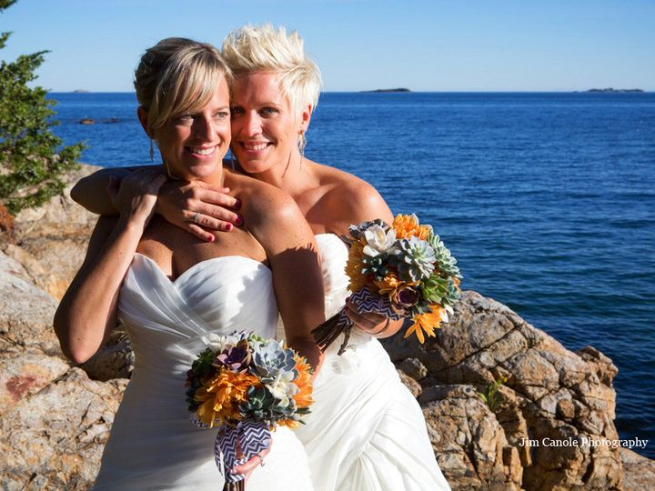 Tmx 1396108238981 Amy  Karen  0346   690 Salem, Massachusetts wedding florist