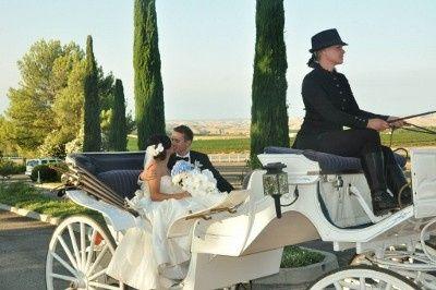 faith dent wedding carriage 400x266