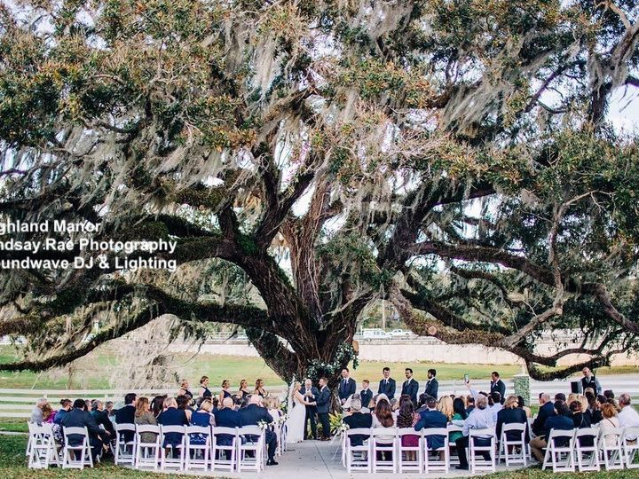 Tmx Highland Manor 3 51 25784 158781860172645 Orlando, FL wedding dj
