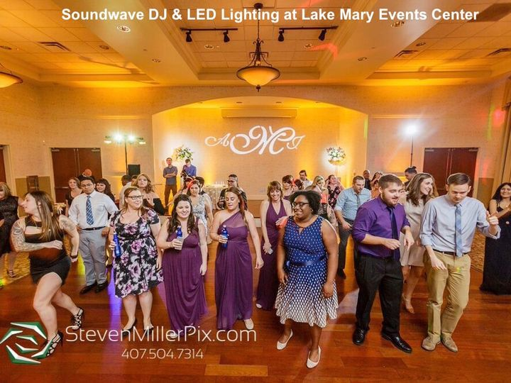 Tmx Lake Mary Events Center Orlando Wedding 8 51 25784 158781868178631 Orlando, FL wedding dj