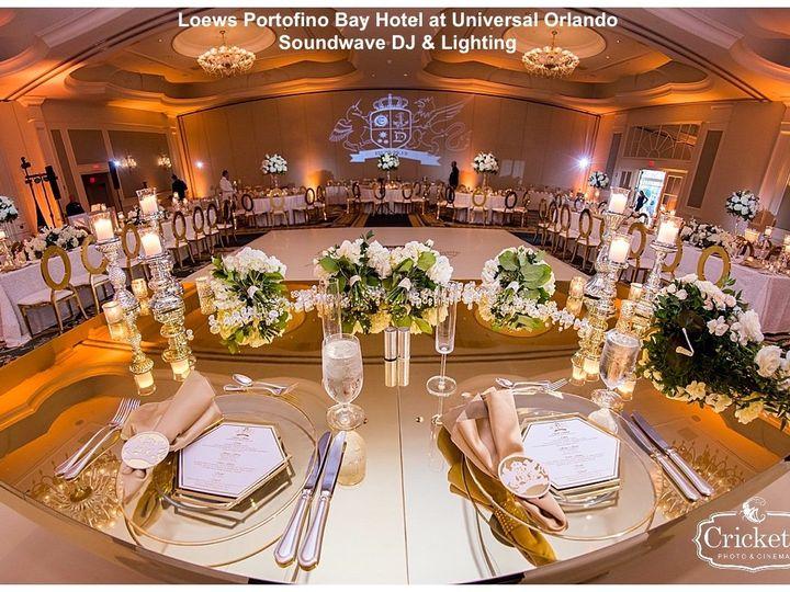 Tmx Lowes Portofino Bay Hotel Wedding 3 51 25784 158781871728623 Orlando, FL wedding dj