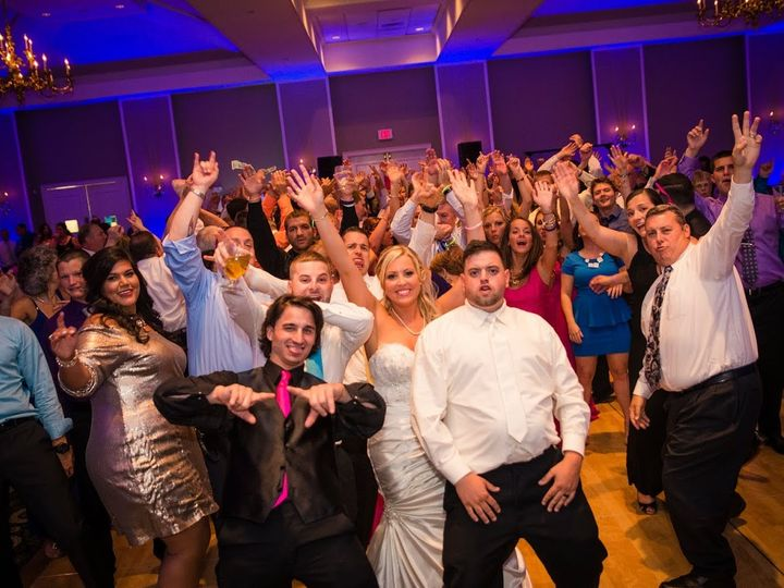 Tmx 1427475579919 Ricardi Crowd Shot Raynham, MA wedding dj