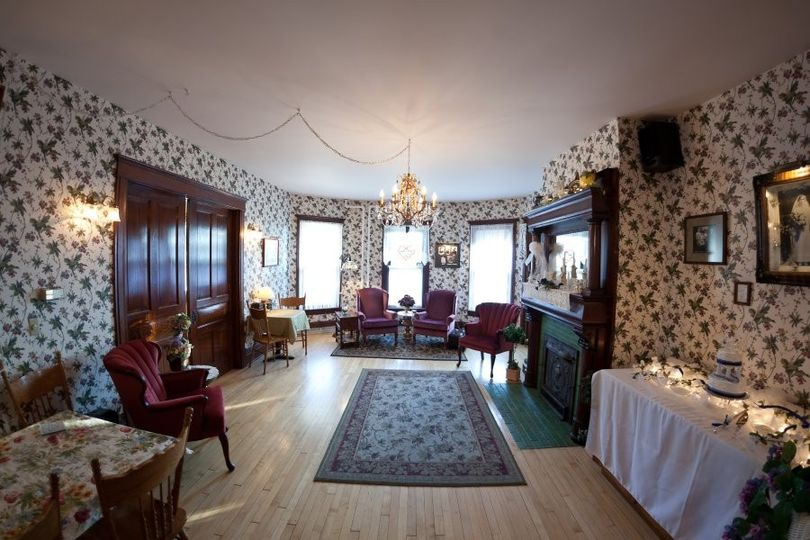 wedding parlor