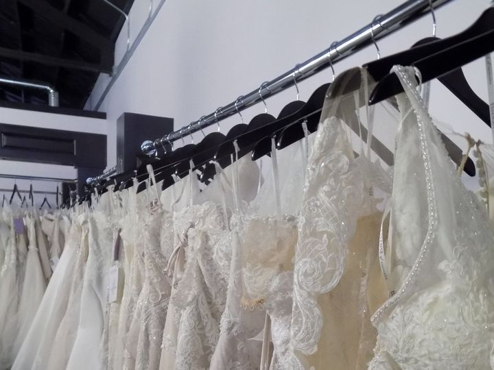 Tmx Row Of Essense Dresses 51 785784 Hamburg, NY wedding dress