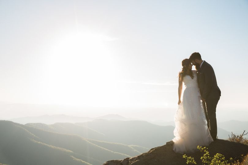 Elope Outdoors Photography Asheville Nc Weddingwire