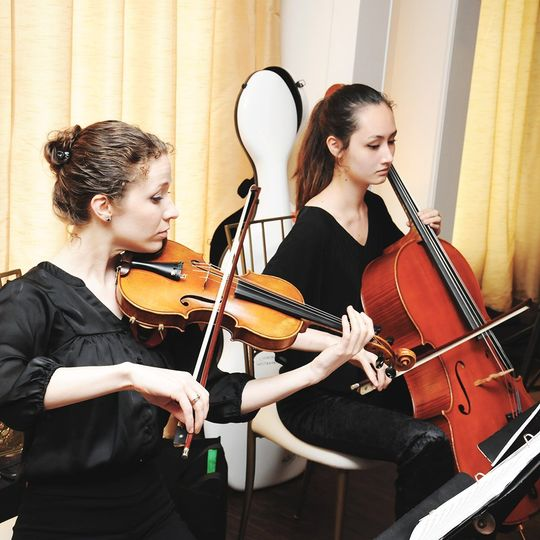 Violin/Cello duet