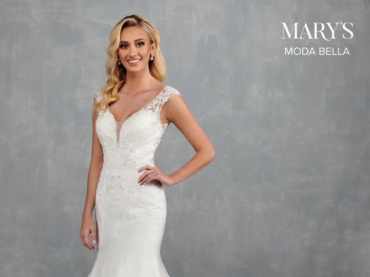 Tmx Mb2107 4 51 537784 161790191649550 Gardner, MA wedding dress