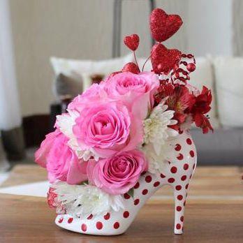 db31a03a6059d881 Polka dot valentine