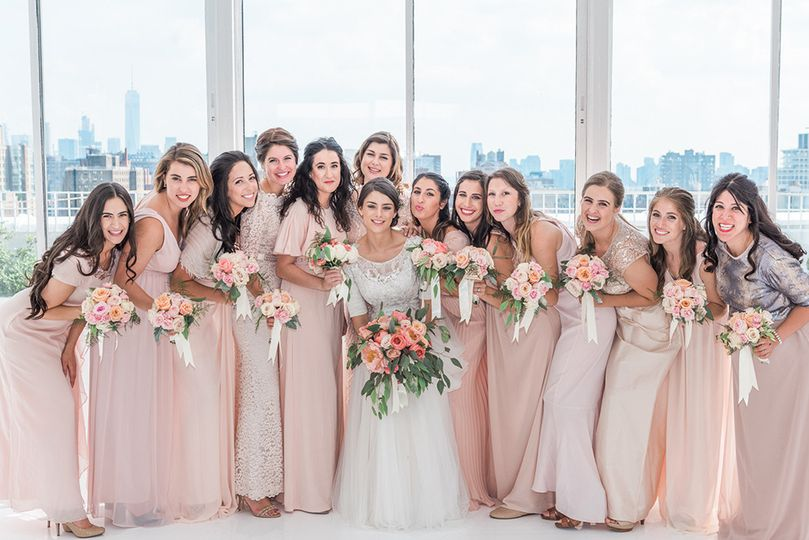 studio 450 bridesmaids